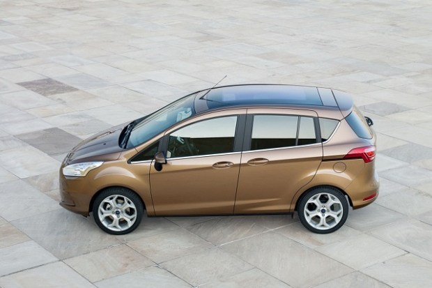2020 Ford B-Max side view