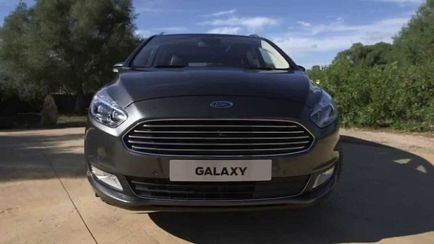 2020 Ford Galaxy front view