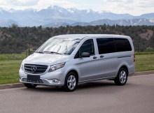 2020 Mercedes-Benz Metris specs