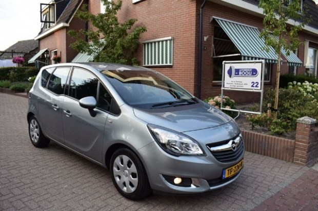 2020 Opel Meriva front view
