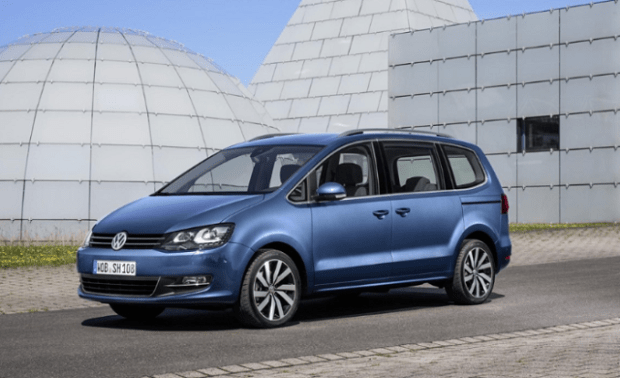2020 vw sharan redesign  engine  price - 2019