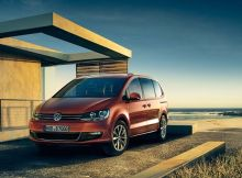 2020 VW Sharan review