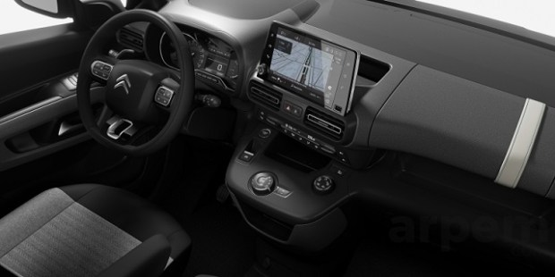 2019 Citroen Berlingo Multispace interior