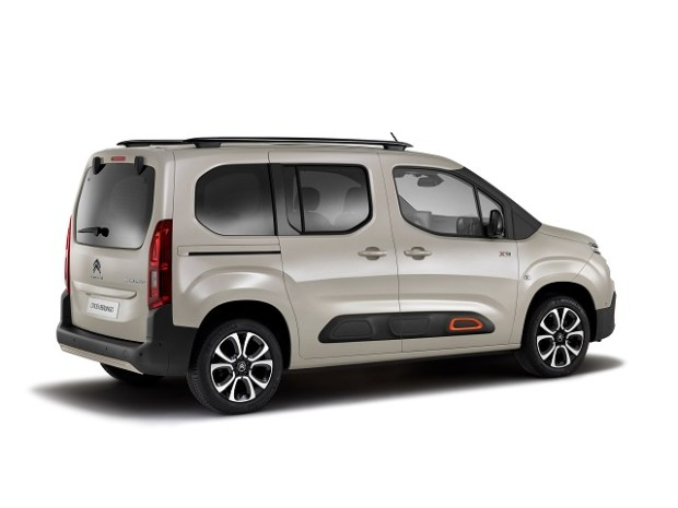 2019 Citroen Berlingo Multispace specs