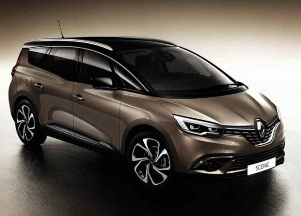 2019 Renault Grand Scenic