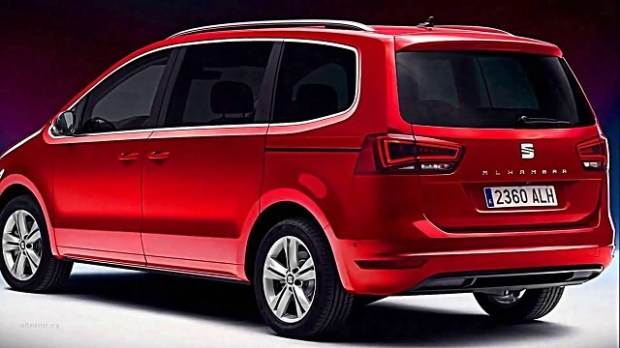 2019 Seat Alhambra Release date, Price - 2019 - 2020 Best ...