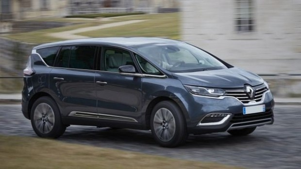2019 renault espace side view