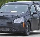 2021 Toyota Sienna Spy Shot