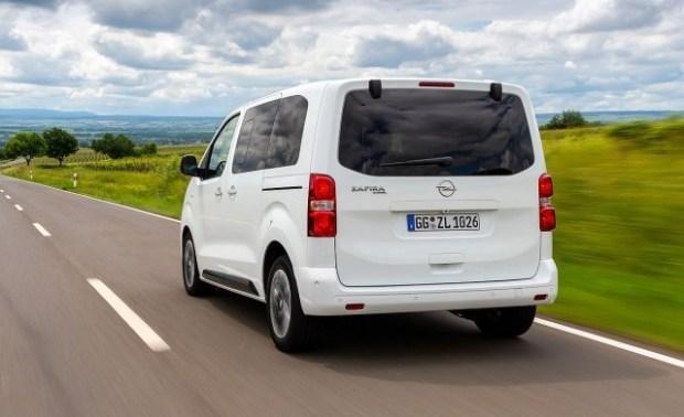 2021 Opel Zafira Redesign, Electric, Price - 2020-2021 ...