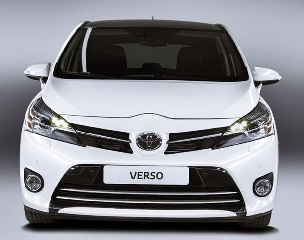2020 Toyota Verso