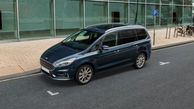 2021 Ford Galaxy exterior