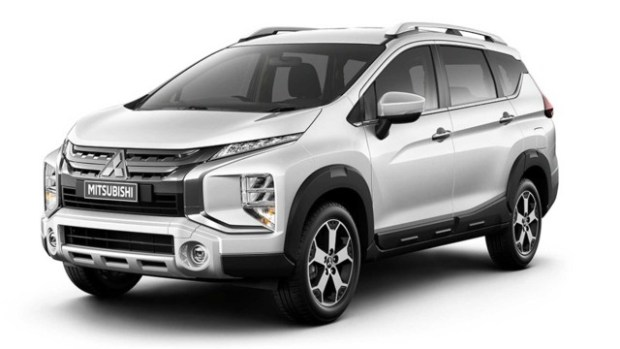 2021 Mitsubishi Expander Cross