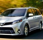 2021 Toyota Sienna Hybrid exterior
