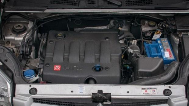 2021 Citroen Dispatch engine