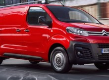 2021 Citroen Dispatch exterior