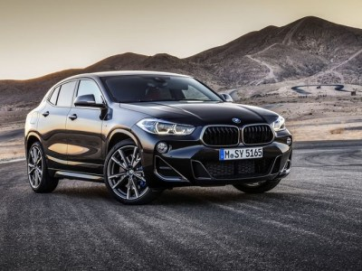 2019 BMW X2 review