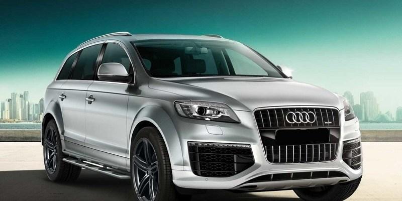 2019 Audi Q9 review