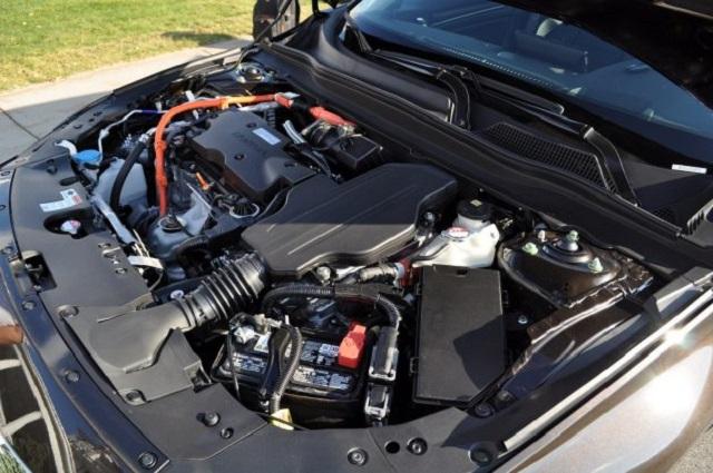 2019 Honda CR-V engine