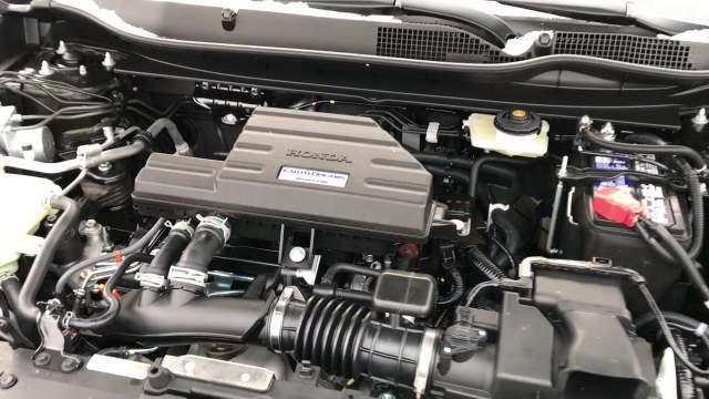 2019 Honda Element engine