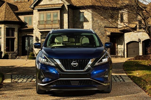 2019 Nissan Murano specs