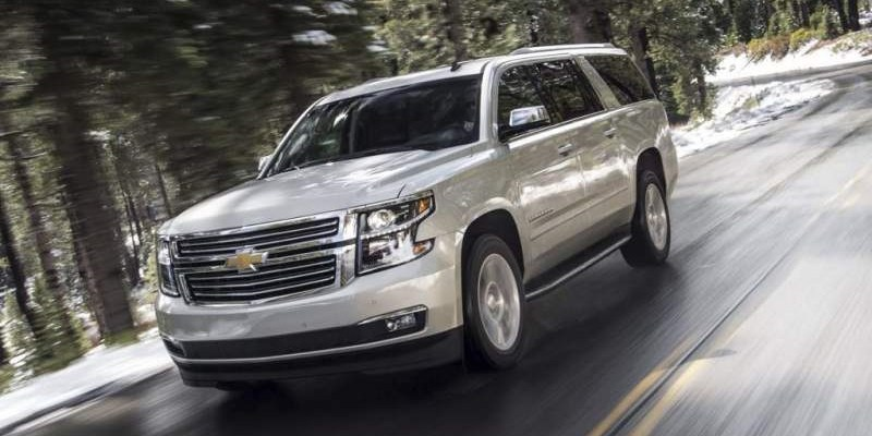 2020 Chevy Suburban review