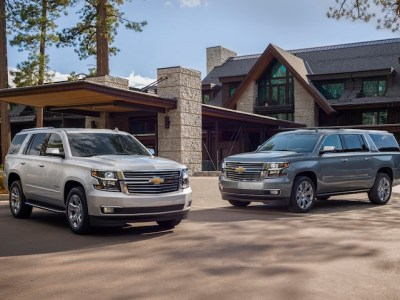 2019 Chevrolet Tahoe review