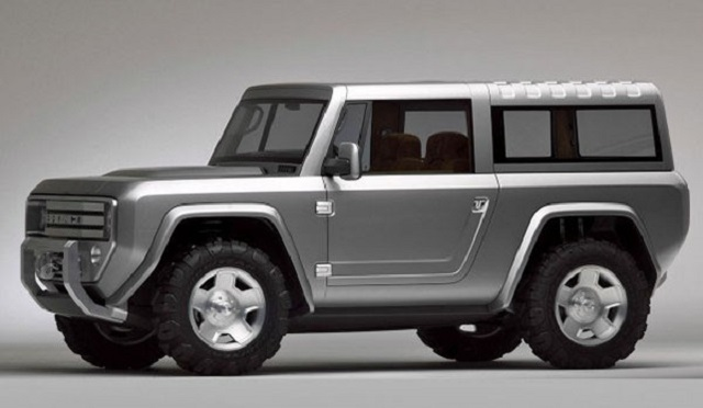 ford bronco estimated price  release date   suv models