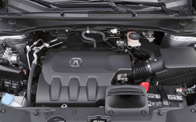 2020 Acura RDX engine