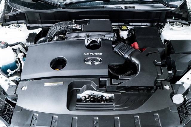 2020 Chevy Equinox engine