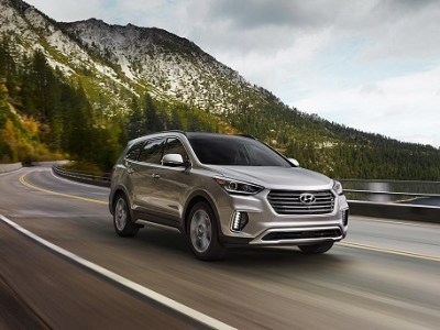 Hyundai Santa Fe Towing Capacity review