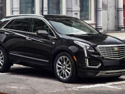 2020 Cadillac XT5 review