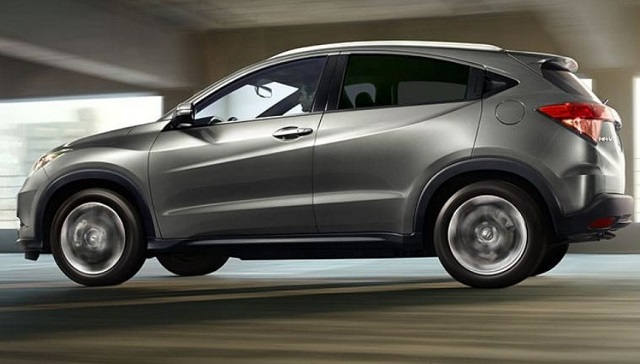 2020 Honda HR-V side view