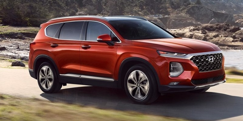 2020 Hyundai Santa Fe review