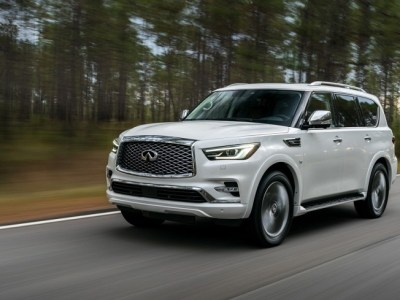 2020 Infiniti QX80 review