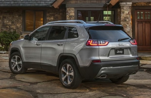 2020 Jeep Cherokee Trailhawk, SRT, Interior - 2020 Best ...