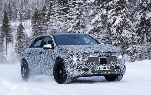 2020 Mercedes-Benz GLA Spy Shots, Rumors >> 2020 Mercedes Benz Gla Spy Shots Rumors 2020 Best Suv Models