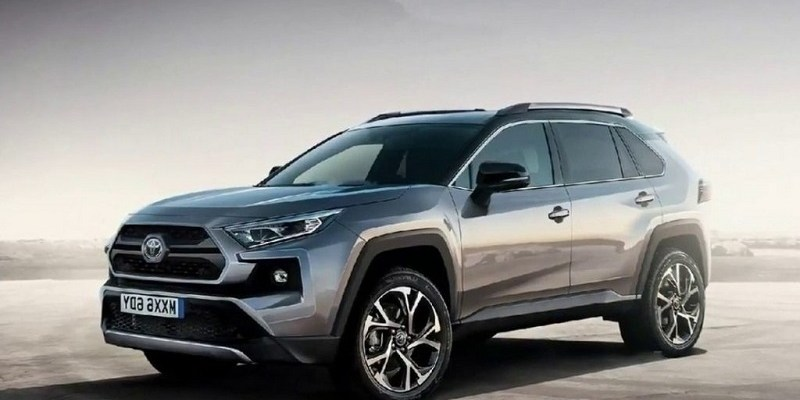 2020 Toyota RAV4 review