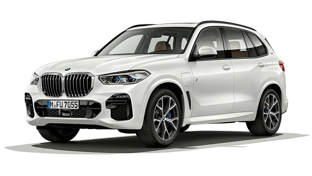 2020 BMW X5 front view