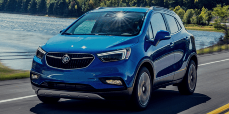 2020 Buick Encore review