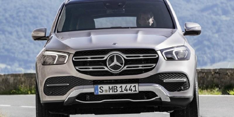 2020 Mercedes-Benz GLE specs