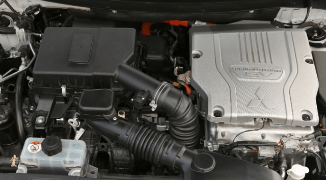 2020 Mitsubishi Outlander Sport engine