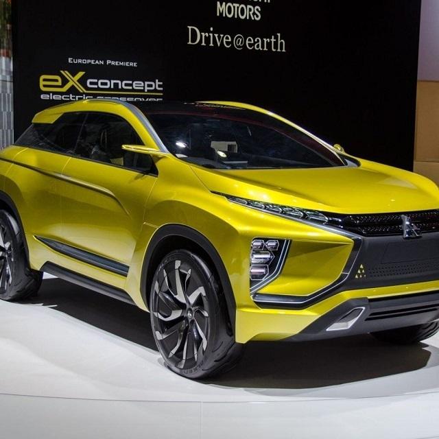 2019 Mitsubishi Outlander Sport Crossover