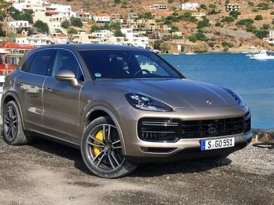 2020 Porsche Cayenne Coupe review