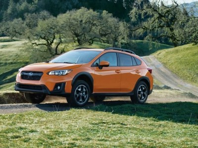 2020 Subaru Crosstrek XTI review