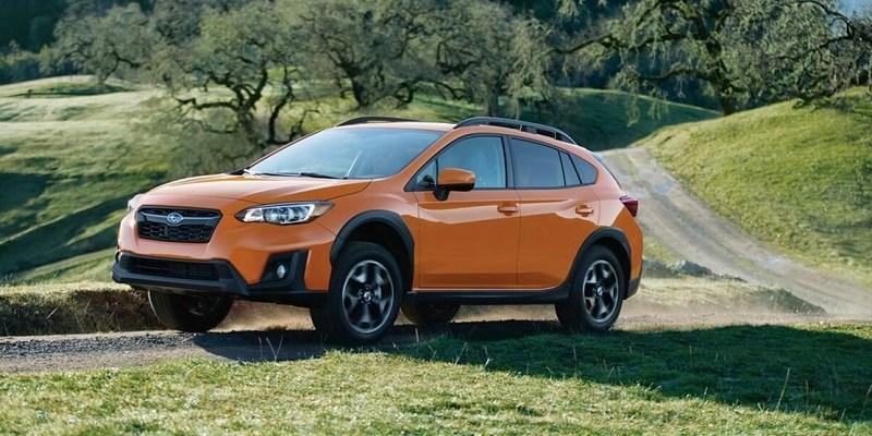 2020 Subaru Crosstrek XTI review