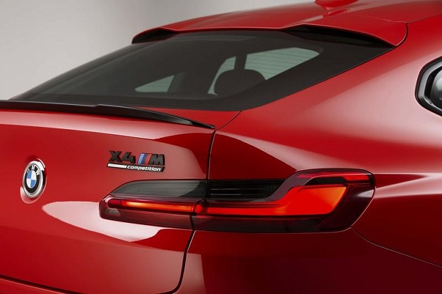 2020 BMW X4 M