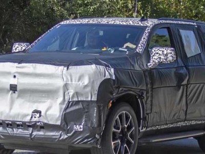 2020 Chevrolet Trailblazer spy photos