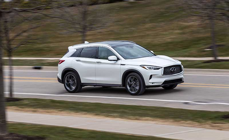 2020 infiniti qx50 changes and release date
