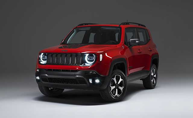 2020 Jeep Renegade Hybrid
