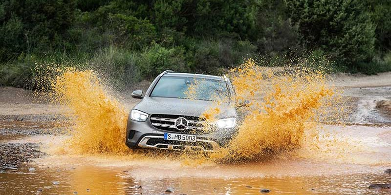 2020 Mercedes - Benz GLC facelift